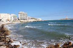 Apulien (andreasdietrich477) Tags: italien sea sky italy sun beach strand landscape eos meer wasser mare view outdoor aussicht ufer landschaft sonne welle kste apulia ozean peschici apulien 550d fokussiert hohequalitt hohequalitt