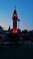 The Historical Tower Of Samsun (umitremziergun) Tags: tower ancient g4 lg beat historical saat antik kule samsun tarihi tarih saathane