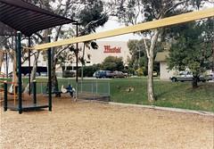 Tea Tree Gully Civic Park Play Ground (RS 1990) Tags: playground retro nostalgia adelaide southaustralia 1990s modbury civicpark teatreegully