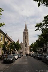 Matthias church (Fjola Dogg) Tags: city canon europe hungary capital budapest kirkja placeofworship evropa mtystemplom matthiaschurch bdapest budapete g7x evrpa ungverjaland fjoladogg fjladgg canonpowershotg7x