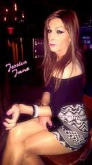 Mini Skirt Minx (jessicajane9) Tags: tv cd crossdressing transgender lgbt transvestite trans tg m2f feminized