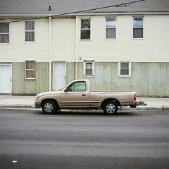 (Ian Justice) Tags: usa chicago pilsen ianjustice uk england whileyouwereaway roam truck 120mm