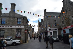 Shetland Islands.  Lerwick. Looking from the tourist information office. (Anne & David (Use Albums)) Tags: lerwick shetlands shetlandislands