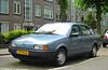 1990 Volkswagen Passat 1.8 CL (rvandermaar) Tags: 1990 volkswagen passat 18 cl vw vwpassat volkswagenpassat vwpassatb3 volkswagenpassatb3 b3 passatb3 sidecode4 yy16jj rvdm