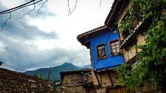 Warmest color (zeyneperdomu) Tags: trip travel sky mountain nature beautiful vintage turkey landscape photography photo explore oldhouses bursa note5
