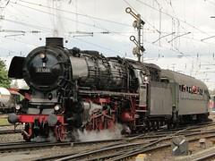 UEF Steamlocomotve N 01 1066. (Franky De Witte - Ferroequinologist) Tags: de eisenbahn railway estrada chemin fer spoorwegen ferrocarril ferro ferrovia