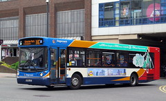 Stagecoach in Newcastle 22412  NK06 LUZ (Barrytaxi) Tags: