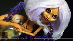 Clawdeen Wolf Monster High OOAK (SelchaUni) Tags: monsterhigh doll ooak clawdeenwolf clawdeen