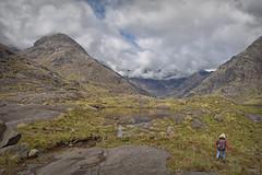 The Lochan.... (Harleynik Rides Again.) Tags: mountain scotland highlands isleofskye westcoast westernisles cloudporn lochan lochcoruisk nikond810 harleynikridesagain