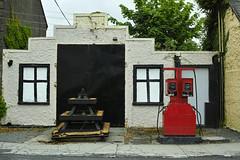 Ballina's Old Gas Station (Phoenix Konstantin) Tags: ireland prime sigma pointshoot merrill foveon merill 30mm loughderg balina dp2m