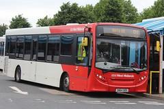 National Express West Midlands Alexander Dennis Enviro200 840 (SN64 ODS) (Wolverhampton) (john-s-91) Tags: dudley 840 alexanderdennisenviro200 nationalexpresswestmidlands wolverhamptonroute81 sn64ods