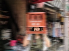 EyeEm Tokyo Meetup 13 Girl Portrait Portrait Of A Woman Portrait Of A Friend Woman at Yanaka Ginza Shopping Street () (neijin0218) Tags: portrait woman girl portraitofawoman portraitofafriend eyeemtokyomeetup13