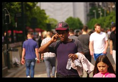 JUNI0855 (Leopoldo Esteban) Tags: africa street brussels calle belgium belgique centre centro bruxelles center verano bruselas rue belgica afrique straat afric leopoldoesteban