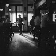 last call (Andy Kennelly) Tags: bar bw fuji acros 100 film last call hasselblad
