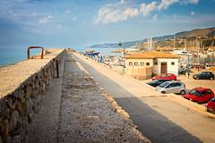 Porto di Tropea (Salvatore Zurzolo) Tags: bluesky porto calabria indiansummer tropea fotoamatorigioiesi