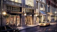 beekman hotel nyc (5StarAlliance) Tags: beekmanhotel beekmannewyorkcity nyc newyorkcity manhattan lowermanhattan beekman hotel luxuryhotel fivestaralliance fivestar 5star luxury 2016opening 2016 new