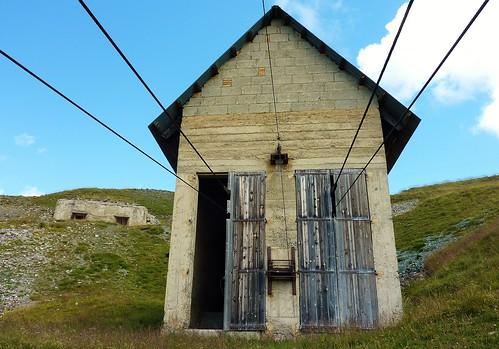 Montgenevre, casernements de Gondran