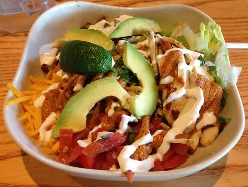 Chili's Chicken Bowl