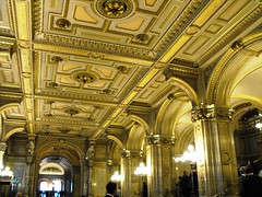 Vienna Opera, September 2011 (leonyaakov) Tags: vienna wien park travel holiday art nature museum architecture austria opera europe cathedral interior paintings streetphotography monuments citytour  greatphotographers
