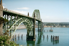 a2000-06-10 (mudsharkalex) Tags: bridge oregon newport oregoncoast yaquinabaybridge newportor oregoncoasthighway oregoncoasthwy