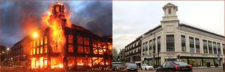 Tottenham Riots`2011-2014