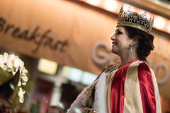 Krewe de Jeanne d'Arc Parade, January 6, 2015, New Orleans, Louisiana
