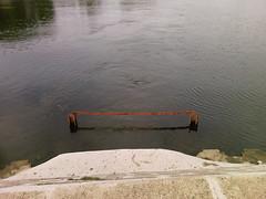 Rejet dans l'eau (mathias_poujol_rost) Tags: port strasbourg esplanade portdurhin ccbync aot2014
