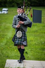 Solo Piping (FotoFling Scotland) Tags: kilt perthshire piper tartan highlandgames bagpipe kilted sporran blairatholl blairathollgathering