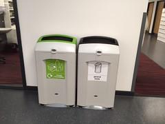 Nexus 100 Recycling Bins (Glasdon UK) Tags: recycling bins nexus glasdon nexus100