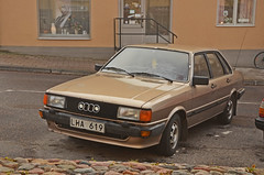 Audi 80 (saabrobz) Tags: audi 80