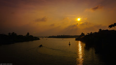 Sunset in Hoi An (Joerg1975) Tags: lens asia asien sony vietnam hoian f16 asie alpha tamron linse objective objektiv   hian copyrightprotected    ilce6000 sonyilce6000 tamron18200vc