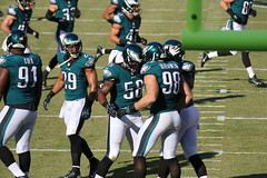 Eagles v Titans (palm_goodness) Tags: philadelphi