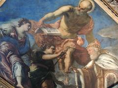 Palazzo ducale - Venezia 2012 (jeanyvesriou1) Tags: venice venise venezia palazzoducale fresque titien palaisdesdoges