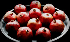 Anar (Turmeric & Saffron) Tags: pomegranate yalda انار yaldanight shabeyalda