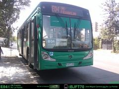 Se Le Revento El Extintor Y Le Kedo La Caga Adentro-BJFT70 (javier.alsacia) Tags: 3 buses h sa caio mondego unidad transantiago vule bjft70