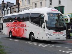 Solus Coaches YT13AMV (Alan Sansbury) Tags: soluscoachestamworth