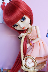 Jessica loves fashion!   Pullip Stica (·Kumo~Milk·^^) Tags: doll eyelashes jessica barbie wig groove gloss pullip rement obitsu eyechips junplanning rewigged stica rechipped