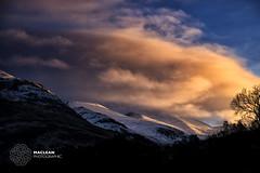 Glen Lyon, Highlands (MacLeanPhotographic) Tags: snow mountains scotland perthshire fujifilm thetrossachs glenlyon xt1 benaag