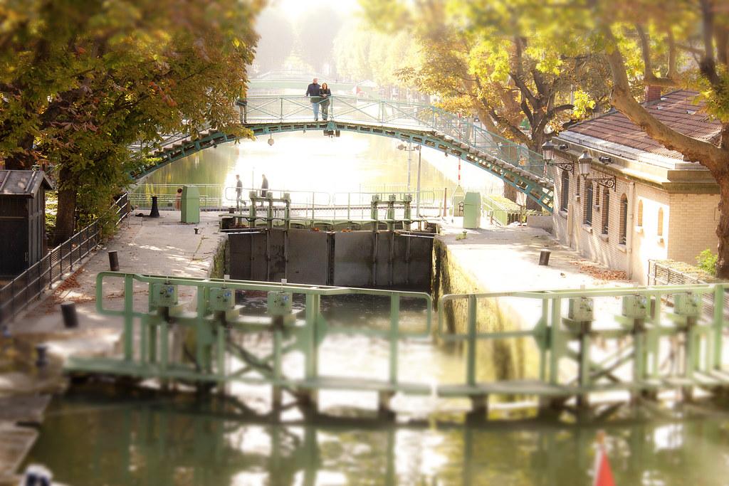 Bijouterie canal saint martin