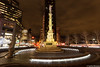 Columbus Circle at Night (Sodrul Bhuiyan) Tags: longexposure nightphotography columbuscircle canonef1740mmf4l canoneos6d