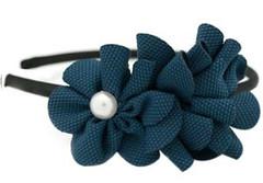 Glimpse of Malibu Blue Headband K2 P6532-4