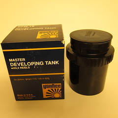 Yankee Film Developing Tank (dungan.robert) Tags: film 35mm tank 110 yankee reel madeinusa developing