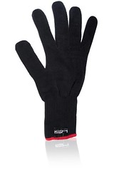 HSI Professional Heat Resistant Glove for Curling and flat iron. Black and red (whats_home_health_care) Tags: black iron flat professional heat glove curling resistant