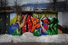 Innsbruck / Wub Halle (Crazy Mister Sketch) Tags: street streetart art wall painting graffiti austria tirol sketch sterreich crazy artwork freestyle style tags spot mister spraypaint walls piece halle innsbruck spraycans wub ibk stylewriting
