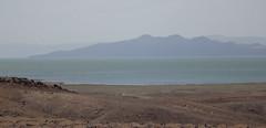 Kenia. Loyangalani. El lago Turkana (escandio) Tags: lago kenia 2014 turkana loyangalani viajealturkana