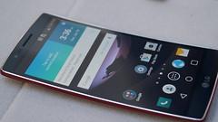CES 2015: Das LG G Flex 2 (lgblog_de) Tags: 2 design google lasvegas g smartphone ces flex curved android handson ces2015