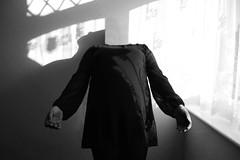 SELF PORTRAIT (mariaelisacmoreira) Tags: auto school portrait bw white selfportrait black girl branco self project blackwhite retrato autoretrato pb preto escola autorretrato projeto pretobranco rapariga