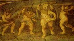 CrazyCherub (Lens Perception) Tags: castle effects derbyshire cavendish cherubs bolsover englishheritage