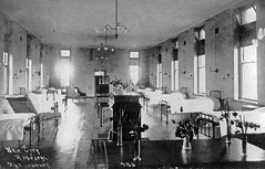 New City Hospital, Fazakerley (robmcrorie) Tags: new city history liverpool hospital patient health national doctor nhs service british isolation nurse healthcare fever aintree smallpox fazakerley