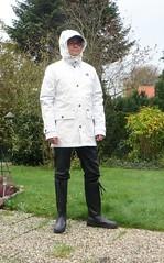 Dreimaster Regenparka weiß (Nordsee2011) Tags: raincoat rainwear raingear regenjacke dreimaster regenmantel regenkleidung regenbekleidung regenparka